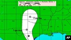 Η τροπική καταιγίδα Χερμίν πλήττει τη μεθόριο ΗΠΑ-Μεξικού