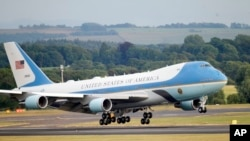 Air Force One - AQSh prezidenti samolyoti