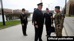 NATO nümayəndə heyəti Azərbaycanda