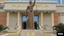 Angola Luanda Palacio Justiça