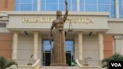Palacio da Justiçaem Luanda