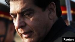 راجہ پرویز اشرف (فائل فوٹو)
