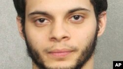 Chân dung nghi phạm Esteban Ruiz Santiago.