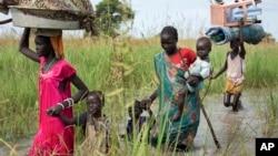 Người dân Nam Sudan bắt đầu mất kiên nhẫn.