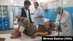 بسیاری قربانیان این انفجار غیرنظامیان اند.