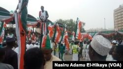 Babban Taron Jam'iyyar PDP Na Kasa