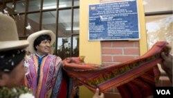 El gobierno plurinacional de Bolivia ha racionalizado 8.200 hectáreas de cultivos ilegales de coca.