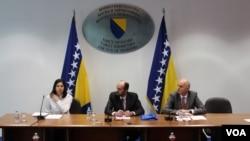 Samira Čampara, Petar Kovačević, Ante Boras, Agencija za zaštitu ličnih podataka (AZLP)