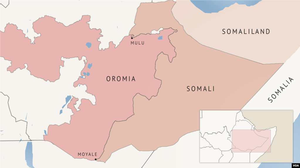 Whats Driving Clashes Between Ethiopias Somali Oromia Regions