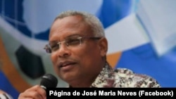 José Maria Neves, antigo primeiro-ministro de Cabo Verde