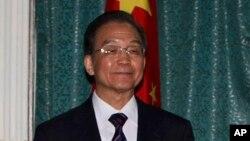 Firayim Ministan China Wen Jiabao