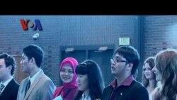 3 Siswa Autisme Indonesia Lulus SMA di AS - VOA Career Day