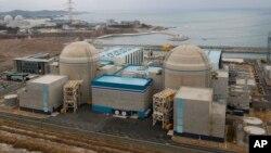 عکس آرشیف: کورههای تولید برق هستهای کوریای جنوبی