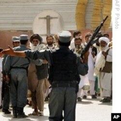 سلامتی کی ذمہ داریوں کی افغانوں کو منتقلی کے منصوبے کا اعلان