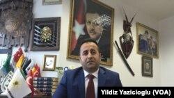 Osmanlı Ocakları Derneği Türkiye Genel Başkanı Hayrullah Beyazıt