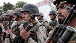 U.S. Drawdown in Afghanistan
