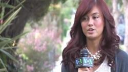 Reaksi Agnes Monica atas Nominasi MTV Europe Music Awards 2011 - Agnes Monica, My Journey di TransTV