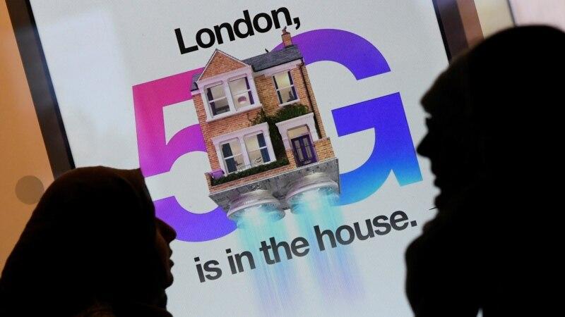 وڵاتەیەکگرتوەکان ئاگاهی دەدات لە گۆڕینەوەی زانیاری هەستیار دوای ڕەزامەندی بریتانیا لەسەر تۆڕی 5G