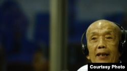 In Pictures: Duch Returns to Tribunal, Plays Up Nuon Chea Role in Atrocities