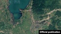အင္းေတာ္ၿမိဳ႕ (Google map)