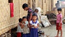 စစ္ေရးပဋိပကၡမ်ား ကေလးငယ္ေတြမထိခိုက္ေစဖို႔ UNICEF တိုက္တြန္း