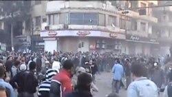 埃及示威者不接受军方让步
