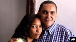 Uno de los disidentes premiados fue Jorge Olivera Castillo, quien fue apresado por el régimen cubano en 2003 y liberado en 2004.