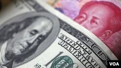 La cotización del yuan a nivel internacional ante el dólar es el origen de una una inicitiva estadounidense para presionar a China.