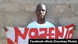 Angola, Nito Alves, jovem activista