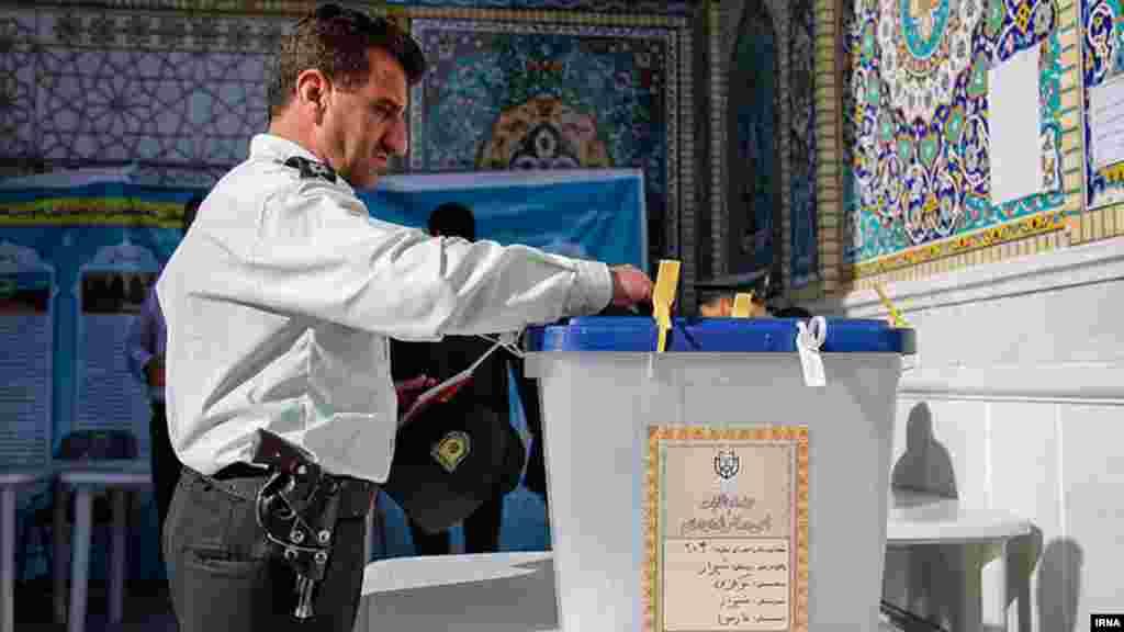 انتخابات دور دوم مجلس شورای اسلامی - شیراز اردیبهشت ۱۳۹۵