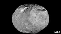تصویری از سیارک «وستا»