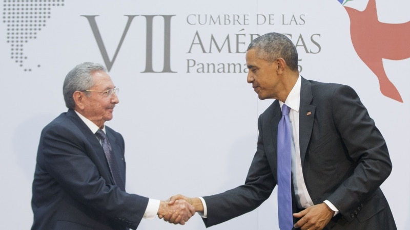 US Takes Cuba Off Terrorism List