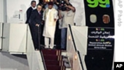 美国政府批评利比亚前特工回国受欢迎