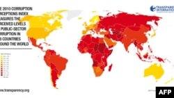 Transparency International: рівень корупції у світі зростає