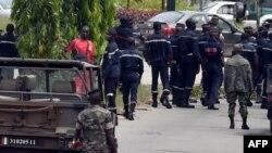 Des forces de la sécurité ivoiriennes