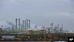 伊朗重水核设施