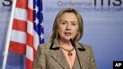 国务卿克林顿2月5日在德国