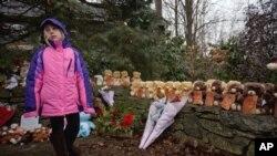 紐敦社區準備舉行第一場葬禮