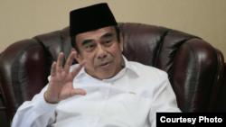 Menteri Agama Fachrul Razi. (Foto: Kemenag)