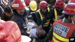 په پاکستان کې په دوه چاودنو کې 42 کسان وژل شویدي
