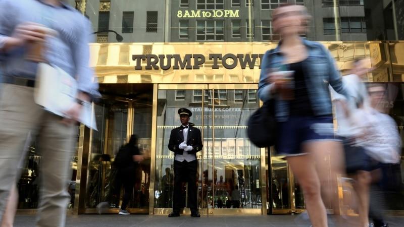 Komputer Berisi Informasi 'Trump Tower' Dinas Rahasia AS Dicuri di New York