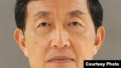 台湾出生的核技术工程师何则雄(图片来自诺克斯郡治安官办公室)