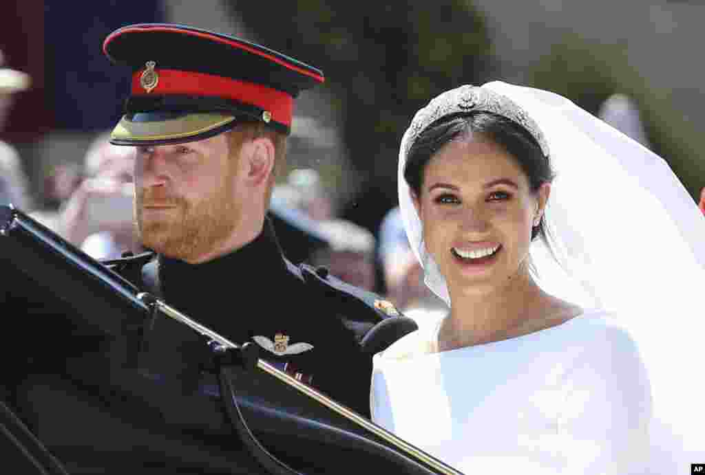 Meghan Markle Wedding Pictures.Prince Harry Meghan Markle Wedding