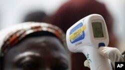 Du khách đến từ Tây Phi sẽ được kiểm tra Ebola tại 5 sân bay ở Mỹ.