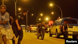 Agentes da Força Nacional reforçam policiamento