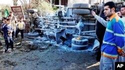 کشته شدن ۳۵ نفر در بغداد