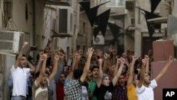 عکس آرشیف از قیام در بحرین