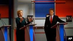 Carly Fiorina y Rand Paul no participarán en el debate presidencial republicano principal previsto para el jueves en Carolina del Sur.