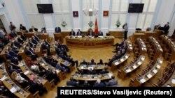 Arhiva: Skupština Crne Gore (Foto: REUTERS/Stevo Vasiljevic)