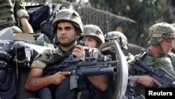 Ливанские военные обещают восстановить порядок